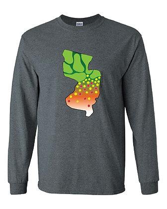 New Jersey Brook Trout Skin T-Shirt