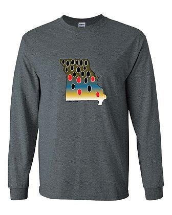 Missouri Brown Trout Skin T-Shirt