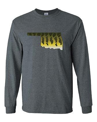 Oklahoma Smallmouth Skin T-Shirt