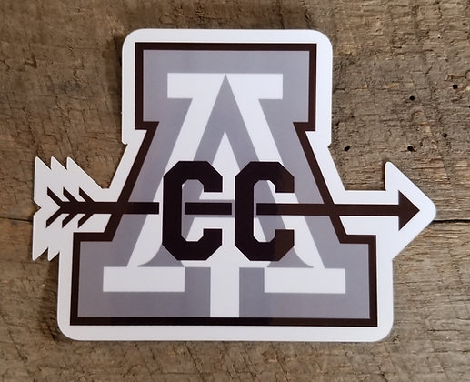 Ashland Cross Country Decal