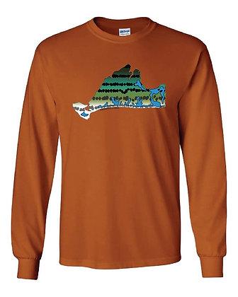 Striper State Skin T-Shirts