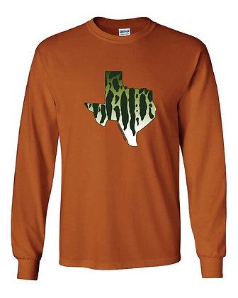 Texas Guadalupe Bass Skin T-Shirt