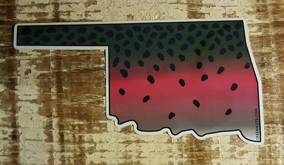 Rainbow Trout - Oklahoma
