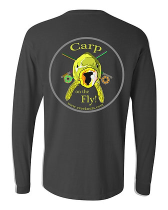 Carp on the Fly! LS T-Shirt