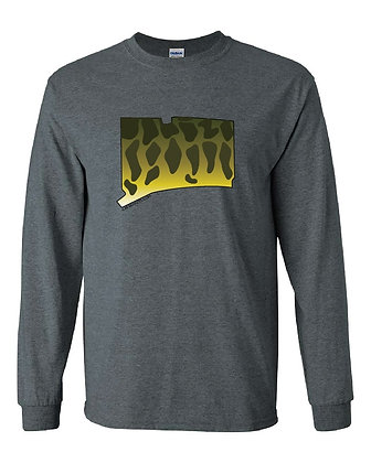 Connecticut Smallmouth Skin T-Shirt