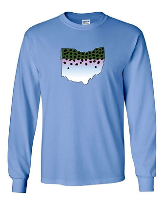 Ohio Steelhead Skin T-Shirt
