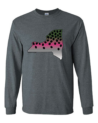 New York Rainbow Trout Skin T-Shirt