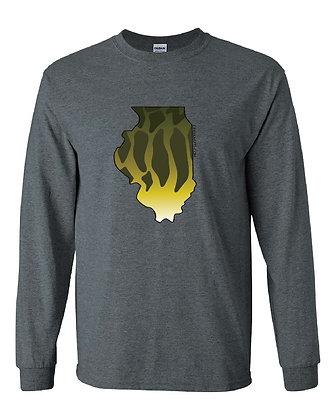 Illinois Smallmouth Skin T-Shirt