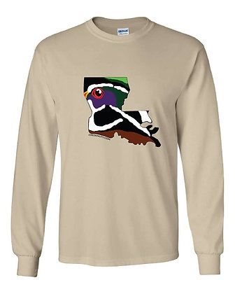 Louisiana Wood Duck T-Shirt