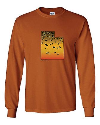 Cutthroat Trout State Skin T-Shirts