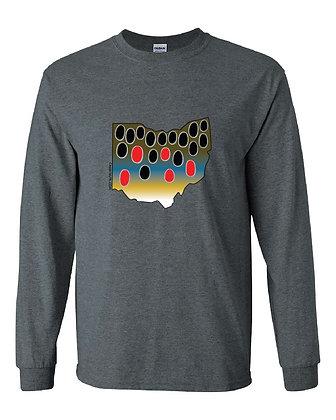 Ohio Brown Trout Skin T-Shirt