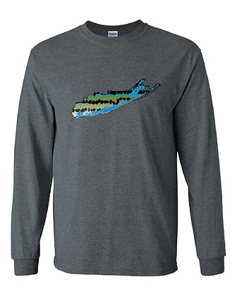 Long Island Striper Skin T-Shirt