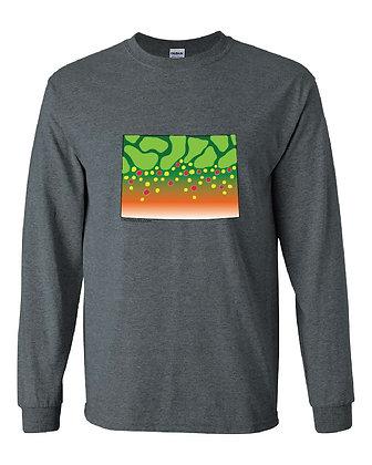 Wyoming Brook Trout Skin T-Shirt