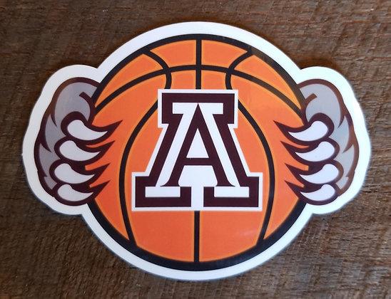 Ashland Basketball Decal