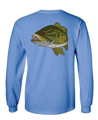 Massachusetts Smallmouth Bass T-Shirt