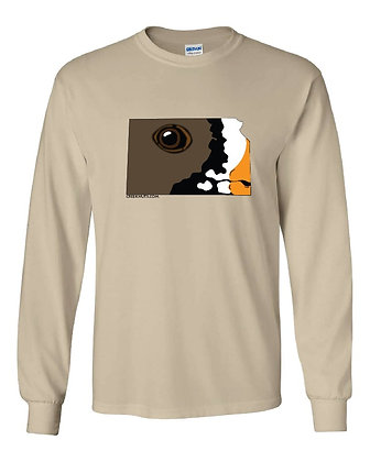 Kansas Specklebelly Goose T-Shirt