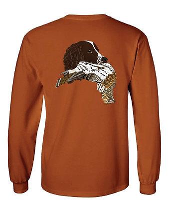 Michigan Springer Spaniel/Grouse T-Shirt