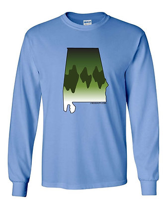Alabama Largemouth Bass Skin T-Shirt