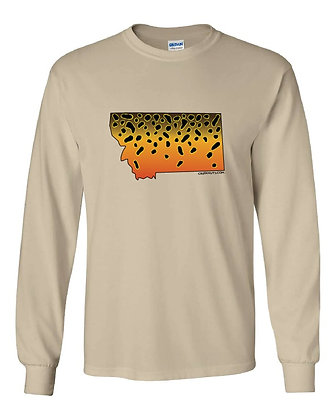 Montana Cutthroat Trout T-Shirt