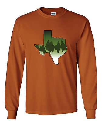 Texas Largemouth Bass Skin T-Shirt