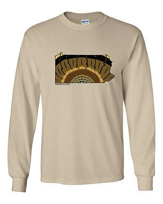 Pennsylvania Turkey Pattern T-Shirt