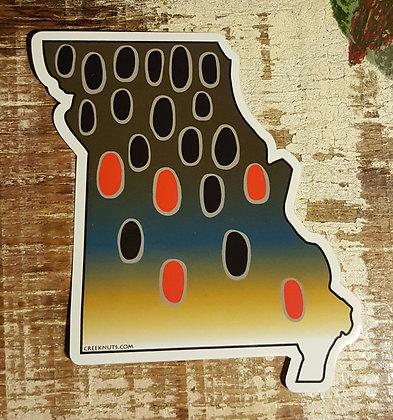 Brown Trout - Missouri