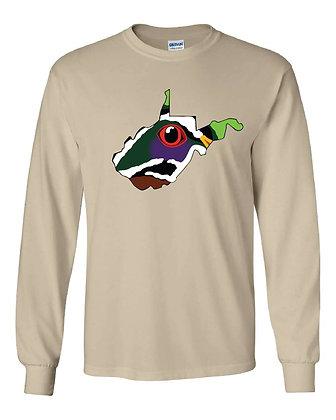 West Virginia Wood Duck T-Shirt