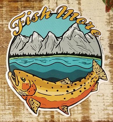 Cutthroat Trout Fish More - Morgan Brown