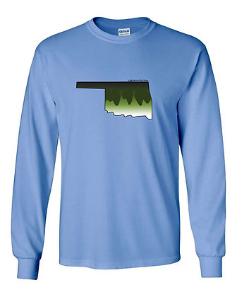 Oklahoma Largemouth Bass Skin T-Shirt