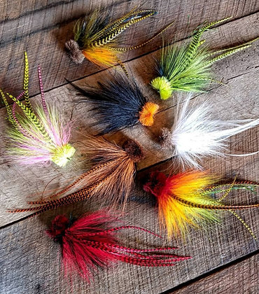 Musky Fly Single 6-Pack