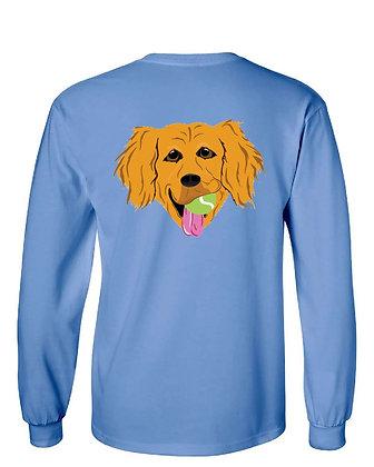 Golden Retriever Tennis Ball T-Shirt