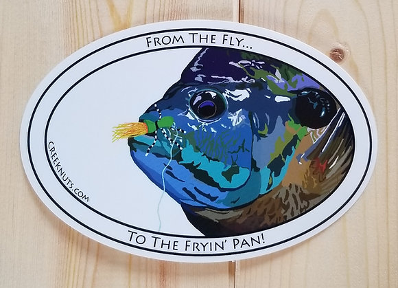 Bluegill Fryin' Pan