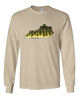 Smallmouth Bass State Skin T-Shirts