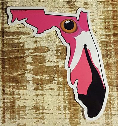 Pink Flamingo - Florida