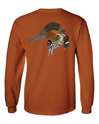 Michigan GWP w/Pheasant T-Shirt