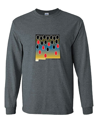 New Mexico Brown Trout Skin T-Shirt