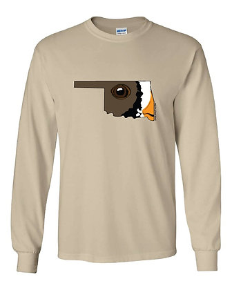 Oklahoma Specklebelly Goose T-Shirt