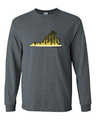 Virginia Smallmouth Skin T-Shirt