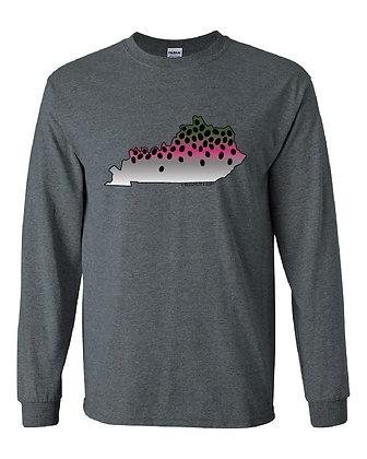 Kentucky Rainbow Trout Skin T-Shirt