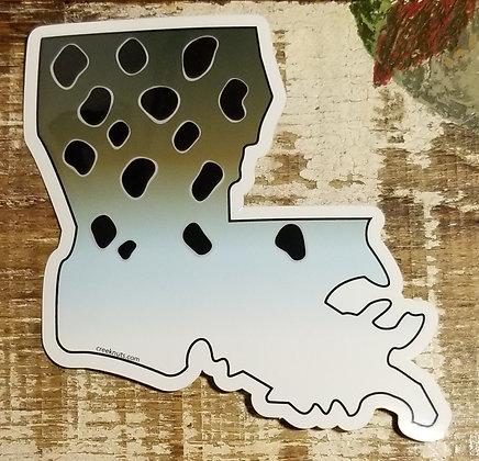 Speckled Sea Trout - LA