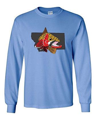 Montana Cutt on State T-Shirt