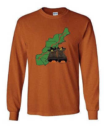 Appalachian Trail/Hiking Boots T-Shirts