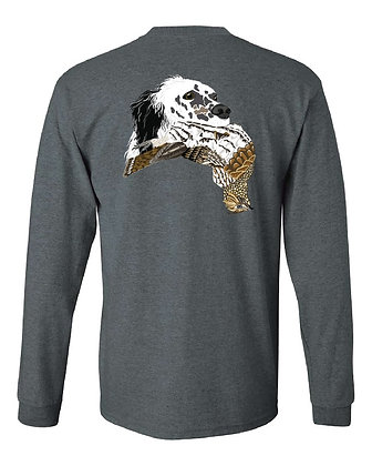 Michigan English Setter/Grouse T-Shirt