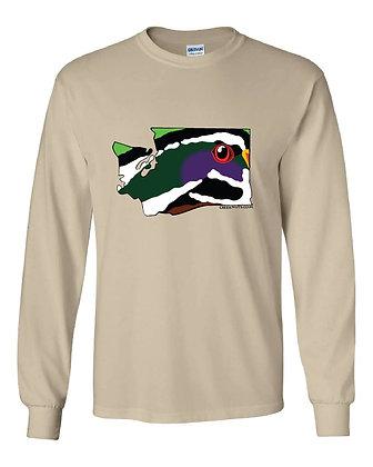 Washington Wood Duck T-Shirt