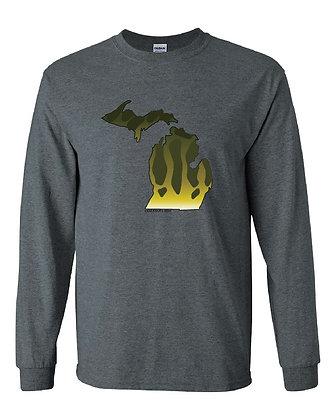 Michigan Smallmouth Skin T-Shirt