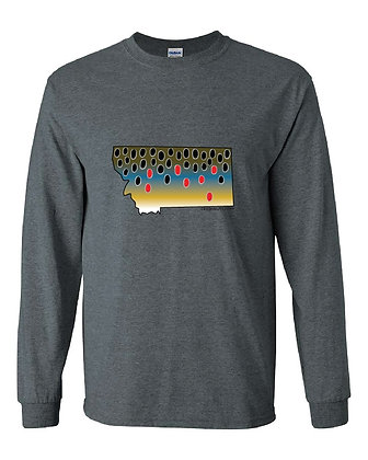 Montana Brown Trout Skin T-Shirt