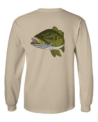 Smallmouth Bass/State Skin T-Shirts
