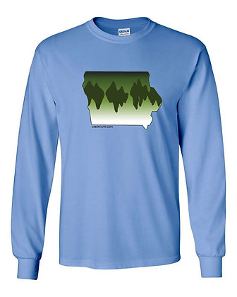 Iowa Largemouth Bass Skin T-Shirt