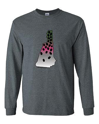 New Hampshire Rainbow Trout Skin T-Shirt