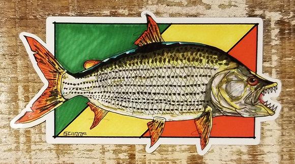 Tigerfish by Josh Schaaf